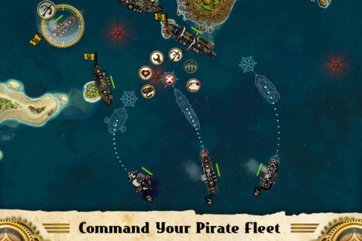 """Crimson: Steam Pirates"""