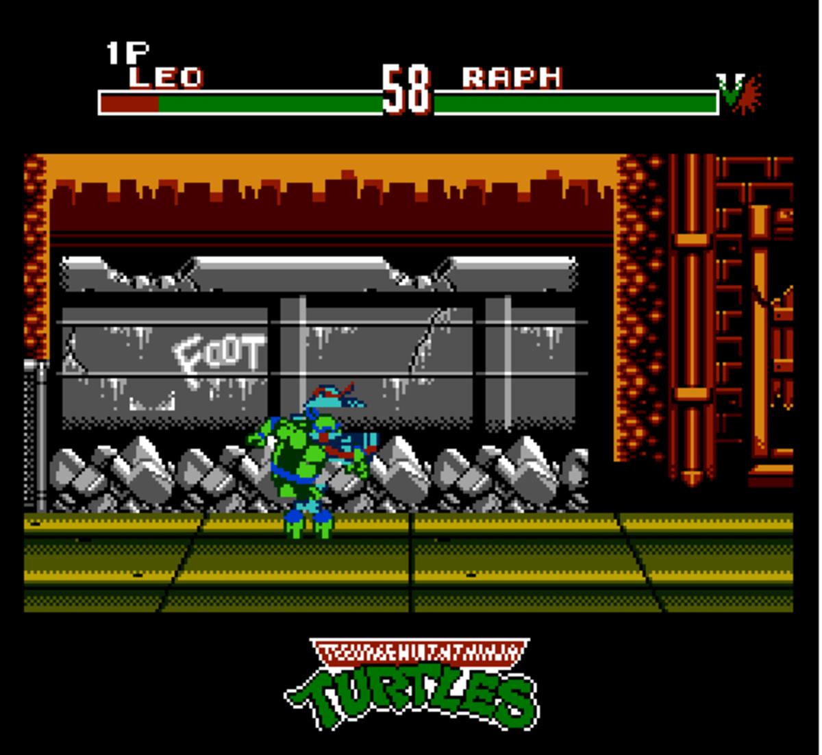 Teenage Mutant Ninja Tournament