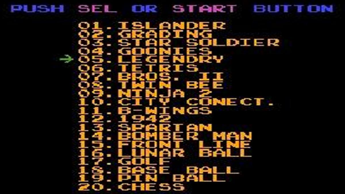 Top 20 Best Old School Games (8-bit) of 80's & 90's, Now
