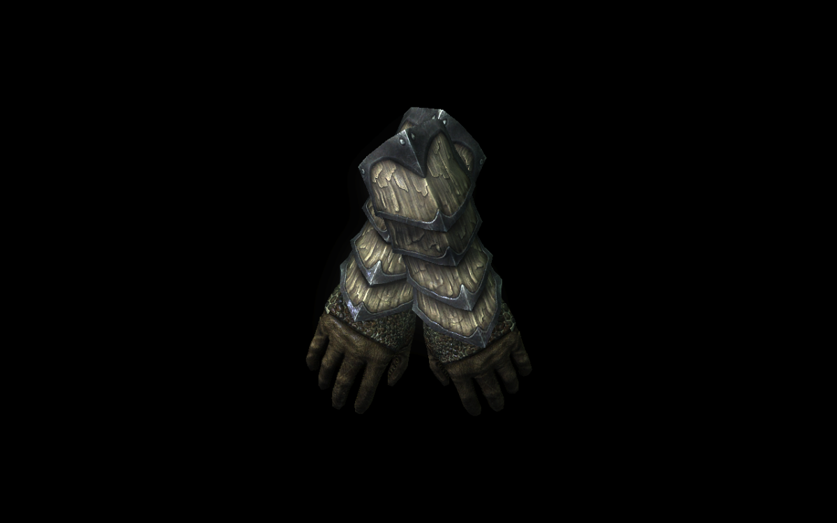 Dragonscale Gauntlets