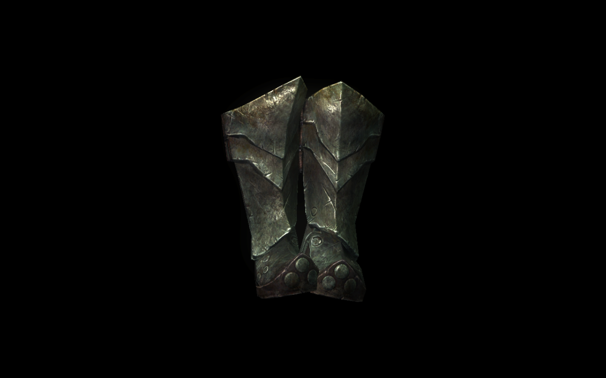Orcish Boots