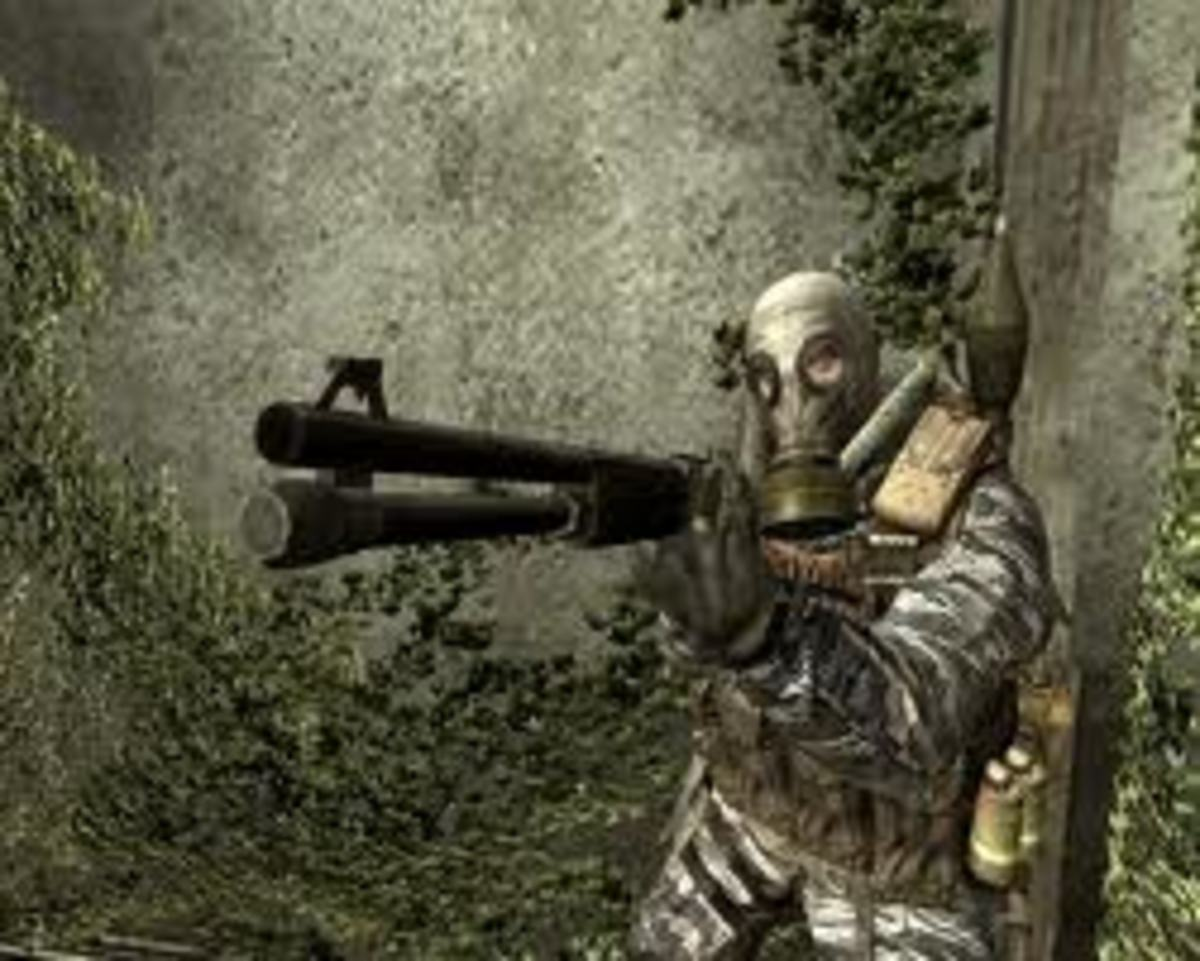 Modern Warfare 3: Best Shotgun Class For New Players.