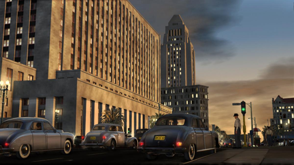 """""""L.A. Noire"""""""