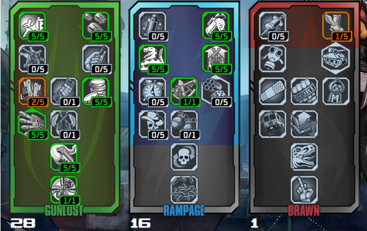 Build 2: Weapon Damage
