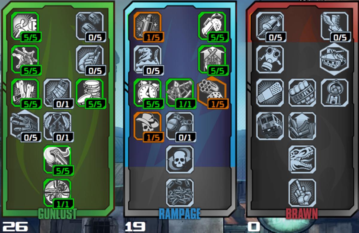 Build 4: Dual Revolvers