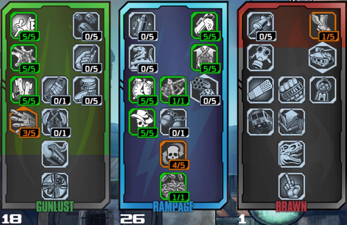 Build 3: Dual Pistols
