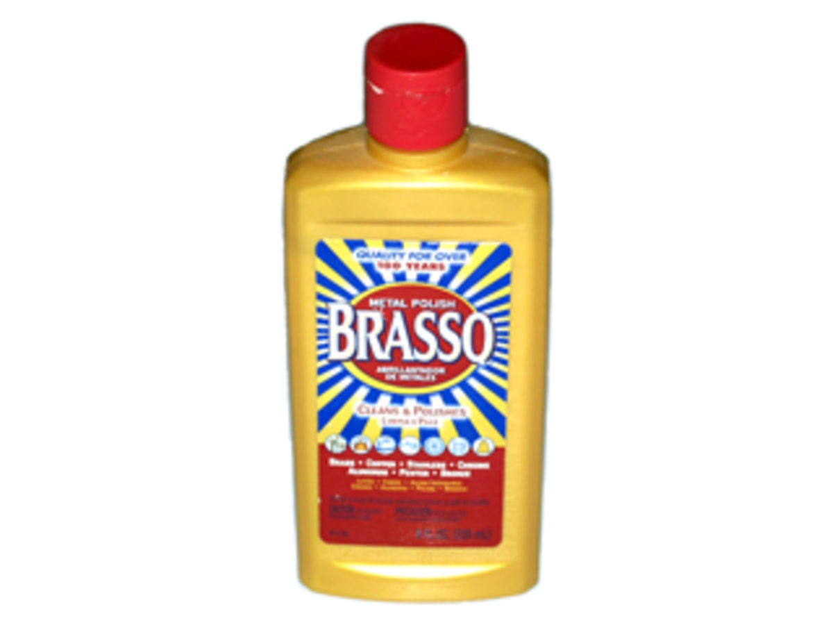 Brasso - one of several brands of metal polish that can restore your NES's motherboard contacts and 72-pin connector better than anything else.