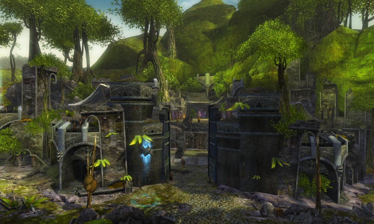 Trader's Green Vista