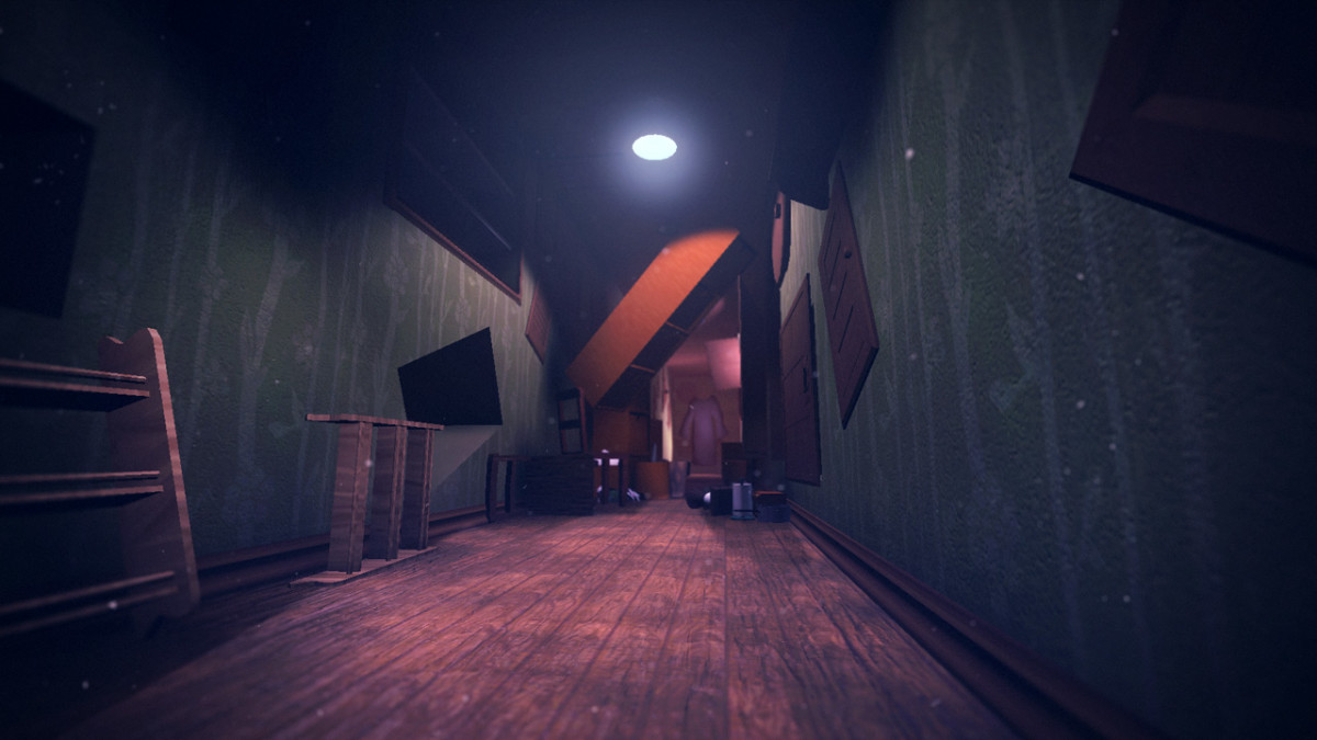 """Among the Sleep"": One of the Scariest Upcoming Indie Game"