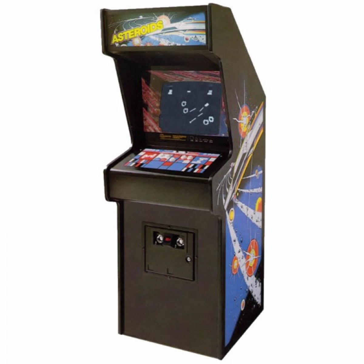 Asteroids Standard Cabinet