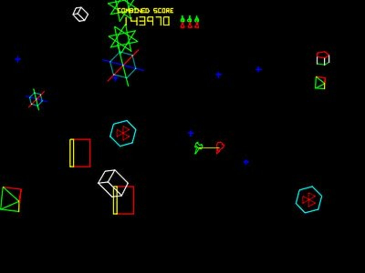 Space Duel Screenshot