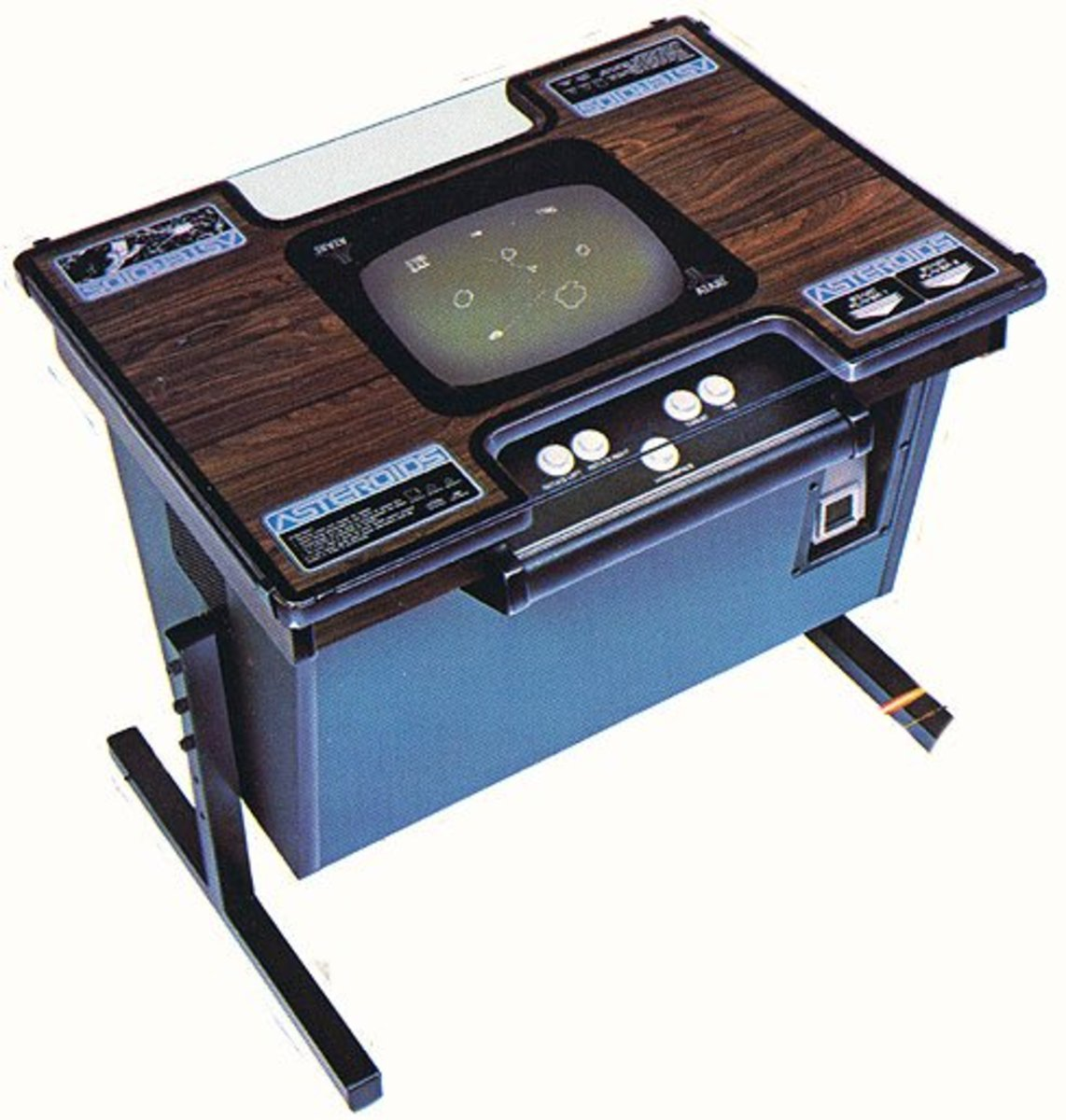 Asteroids Cocktail Cabinet