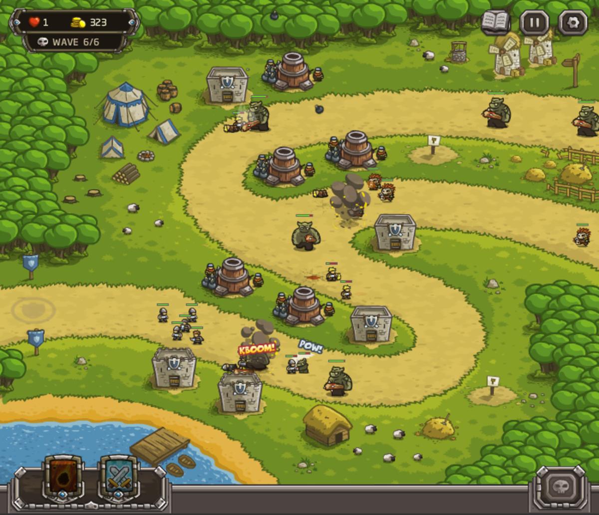 kingdom-rush-walkthrough-level-3-pagras