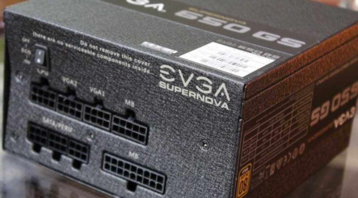 As a power supply, I rate in the top tier I highly recommend EVGA's SuperNOVA series. I've been using them for all of my builds lately.