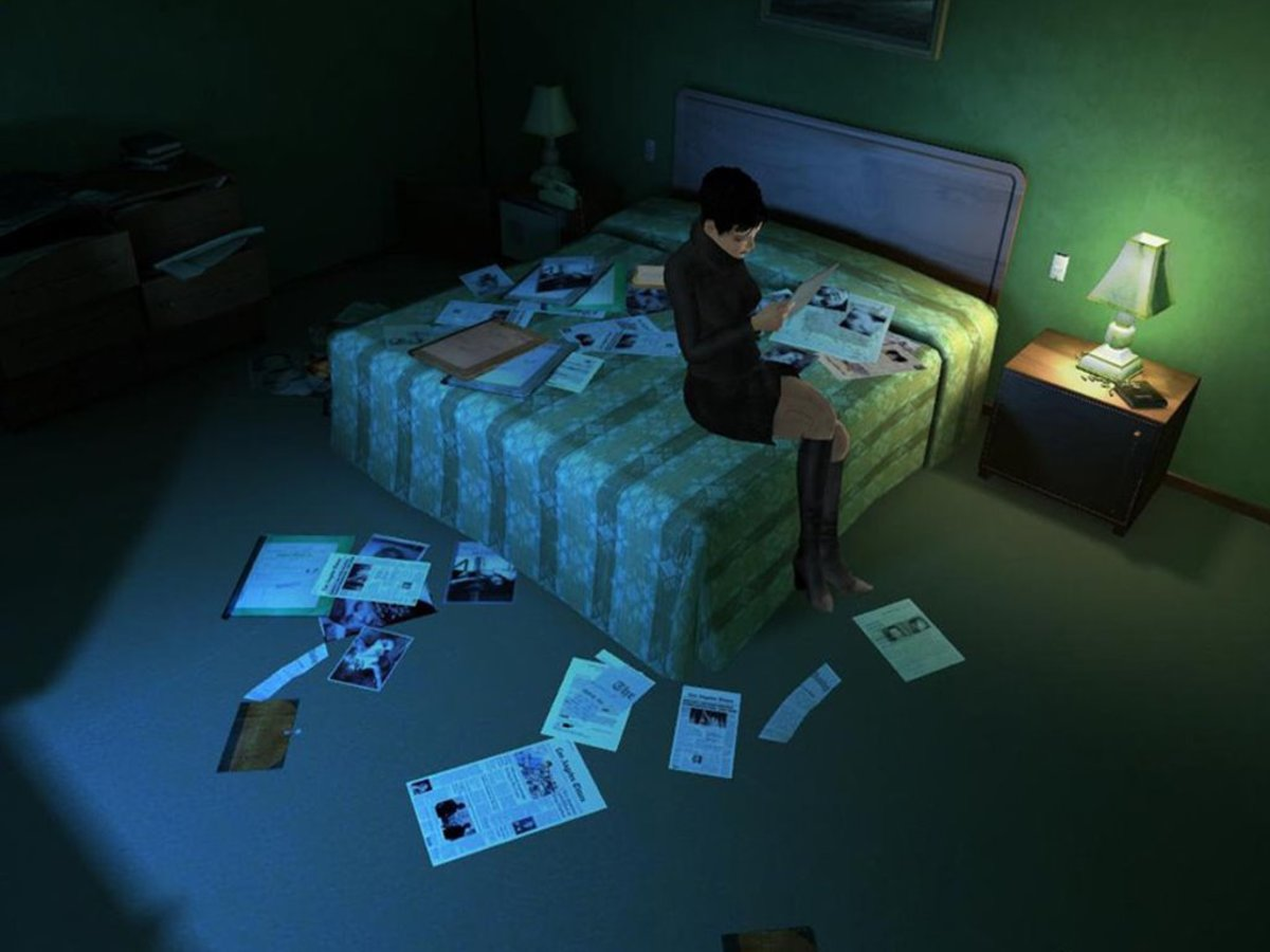 """Still Life 2"" introduced the option to play as two different characters throughout the game."