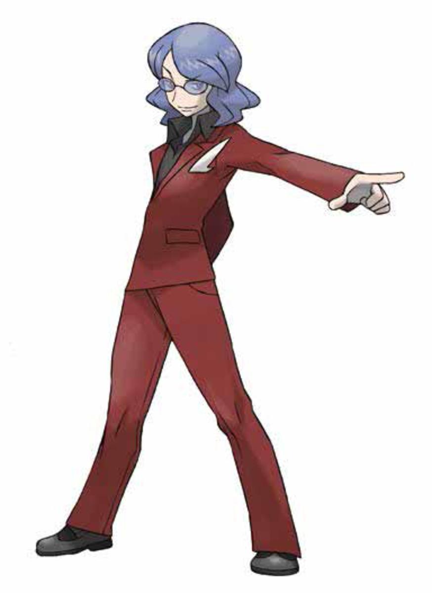 Psychic-type Pokemon user