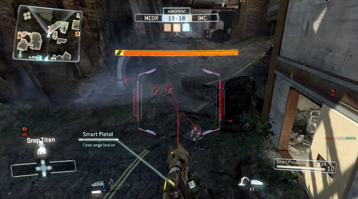 """The Smart Pistol—a """"smart"""" way to vanquish your enemies."""