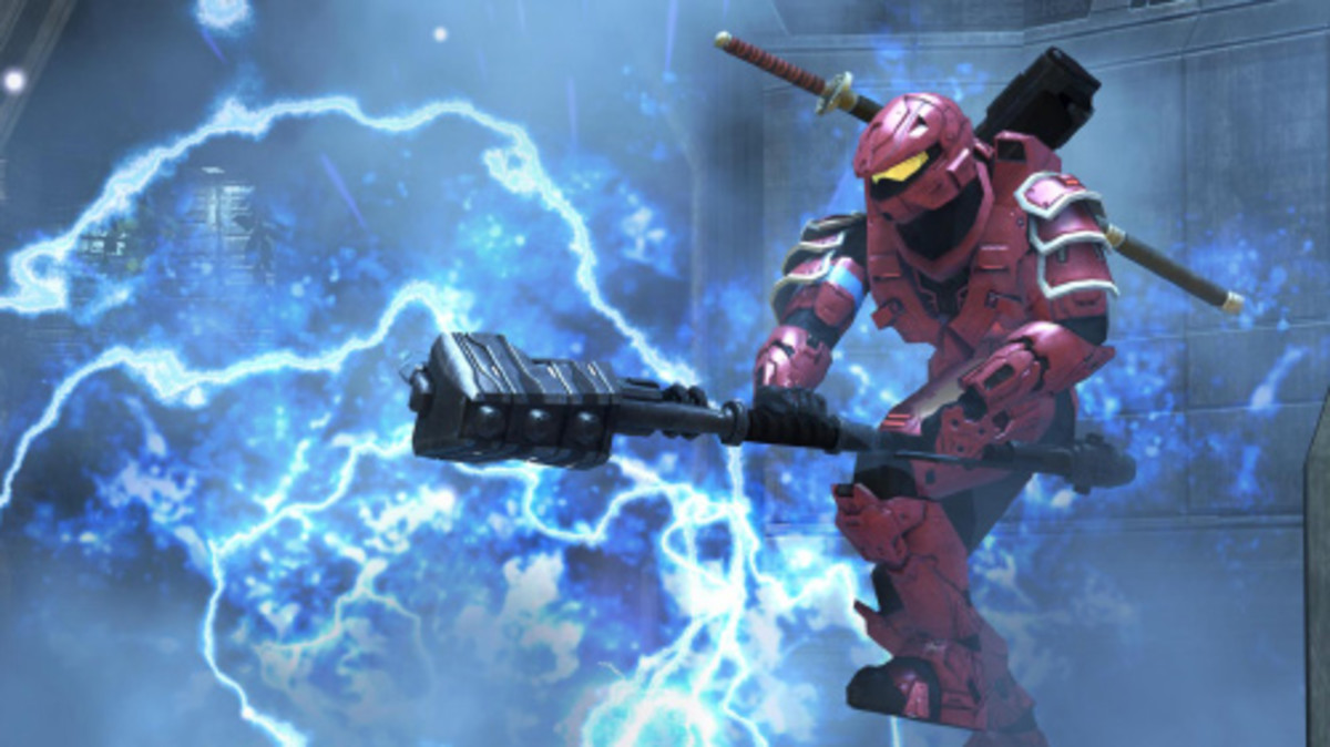 The Halo Hammer was an honorable mention.