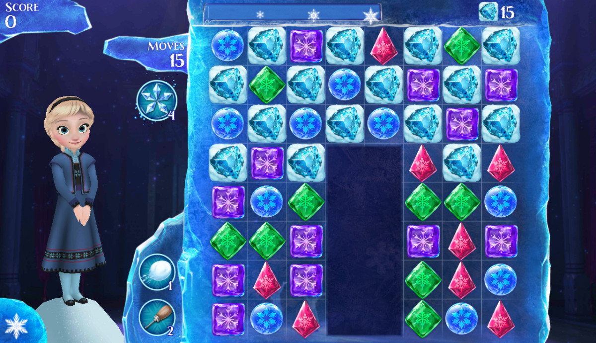 Tips to Remove Snow and Complete Timer-Based Levels