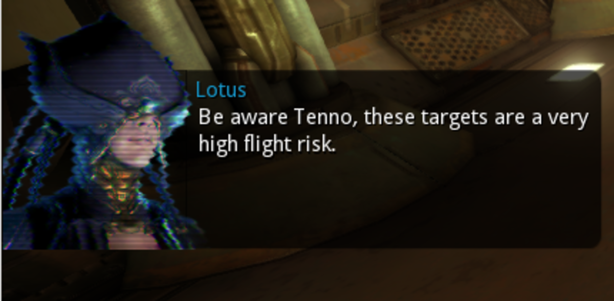 Nice understatement, Ms. Lotus. These targets are more jumpy than I am when I steal midnight snacks from my own fridge!