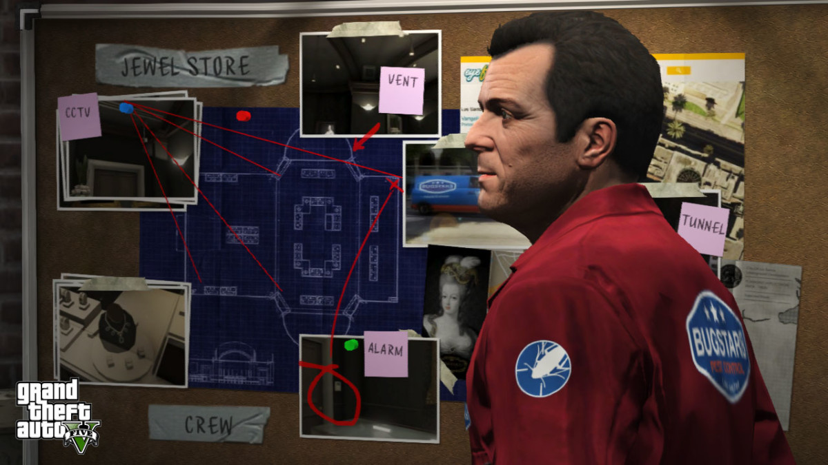 Best Crew And Approach Guide For Gta V
