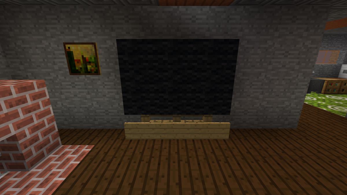 minecraft mansion interior ideas