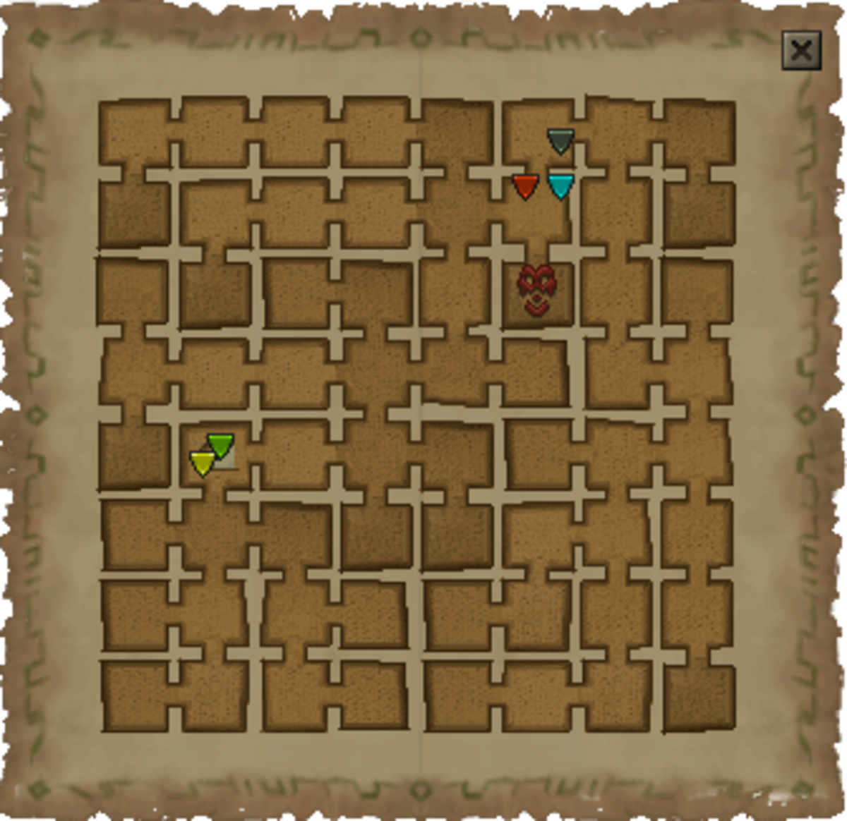 A Completely Filled Grid