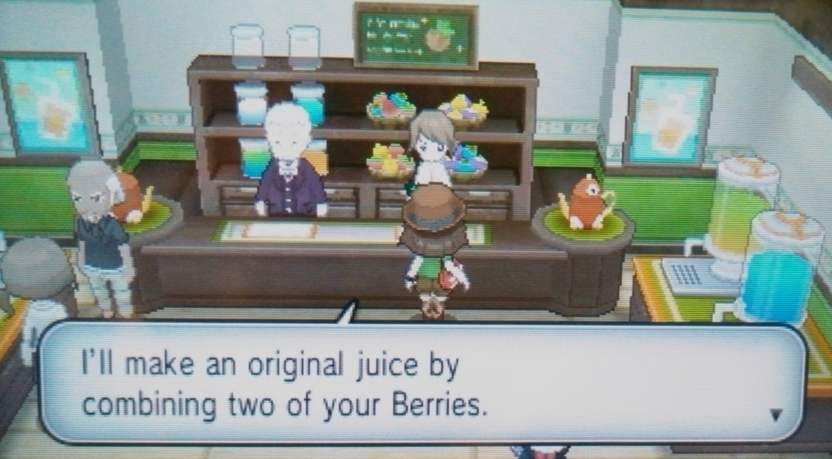 If you have a lot of berries, mixing them at the Juice Shoppe is a great way to use them!