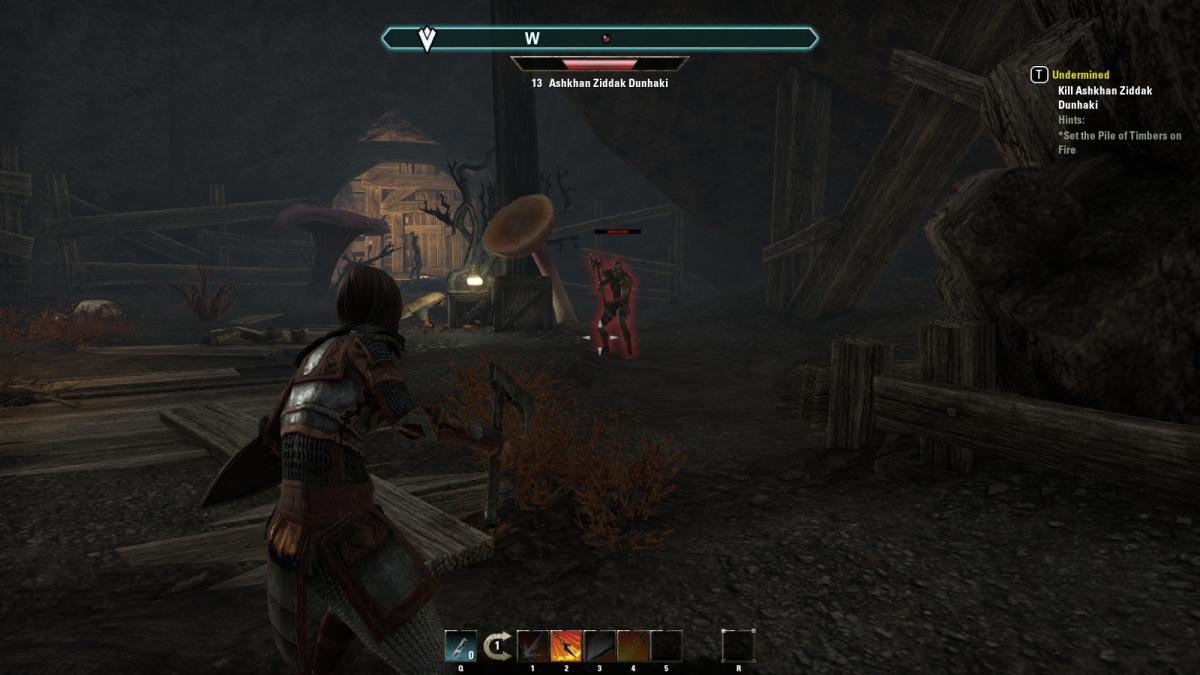 The Elder Scrolls Online Walkthrough - Iliath Temple