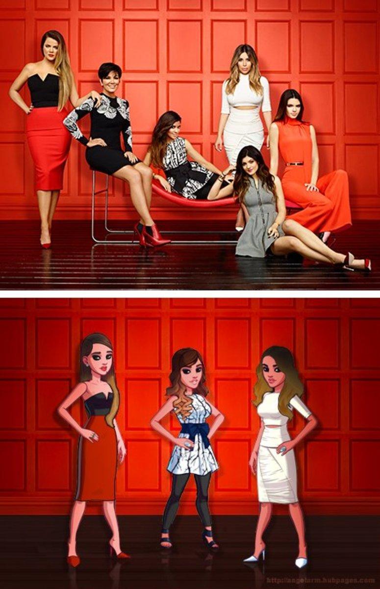 Kim Kardashian: Hollywood Game Clothing Guide - Clothing Replicas