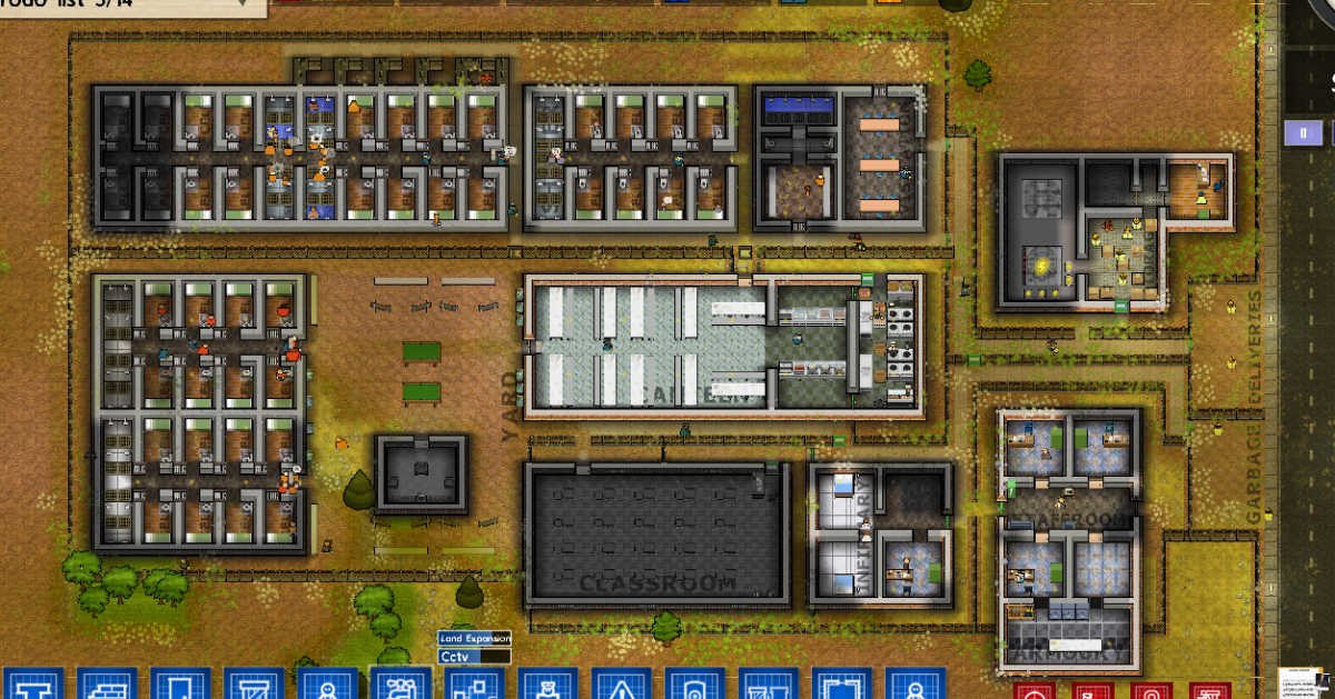how to find informant prisoners prison architect