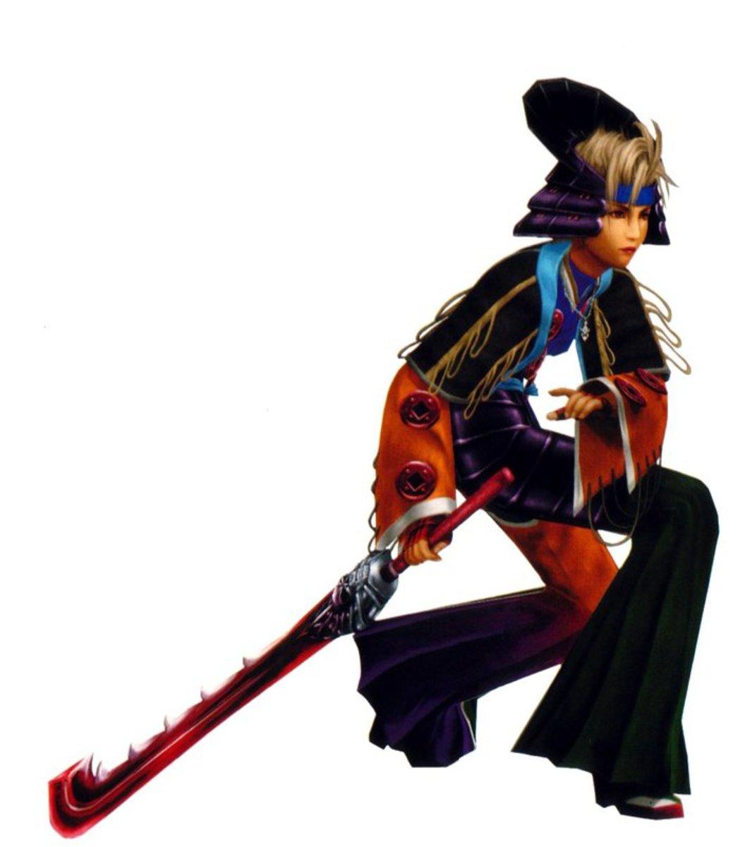 Paine as a Samurai
