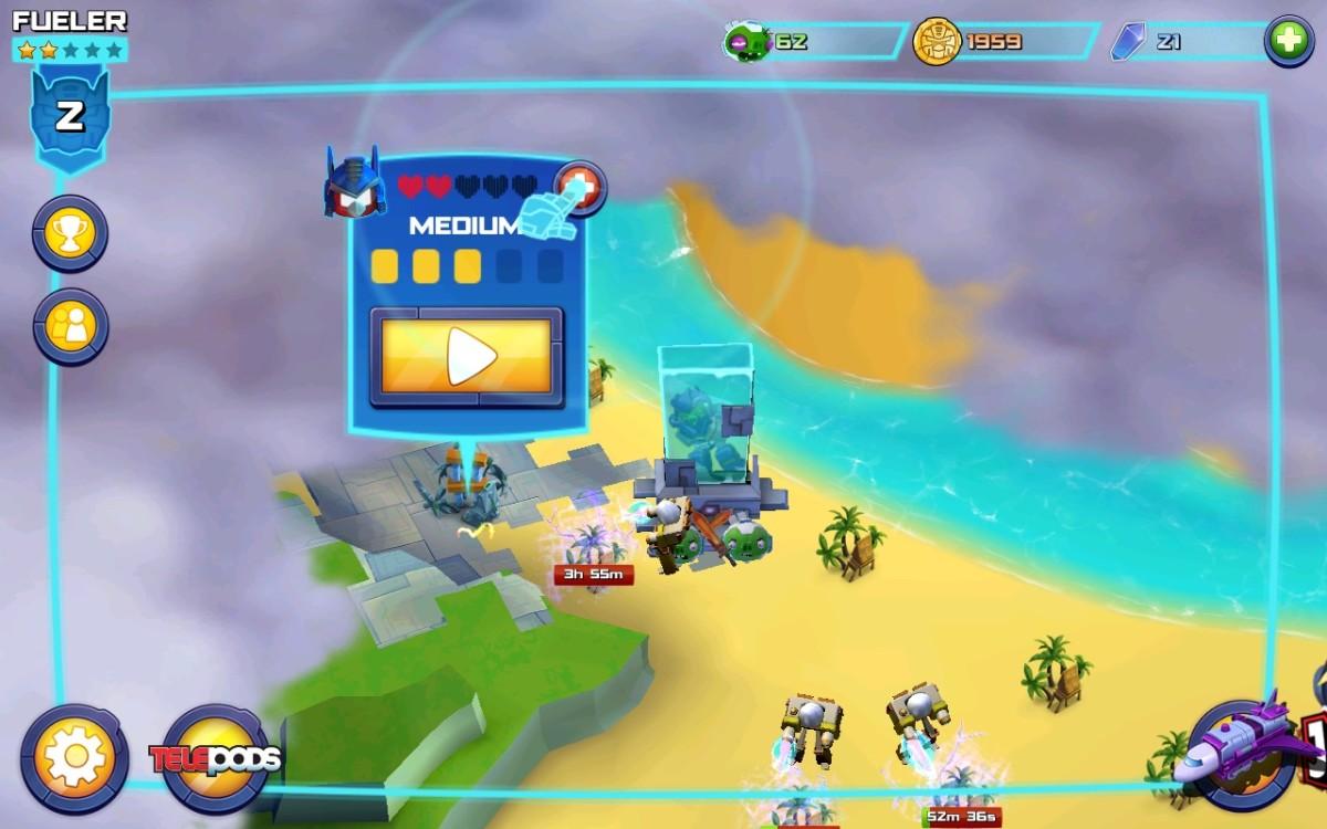 Angry Birds Walkthrough Angry Birds Star War 2 Escape to ...