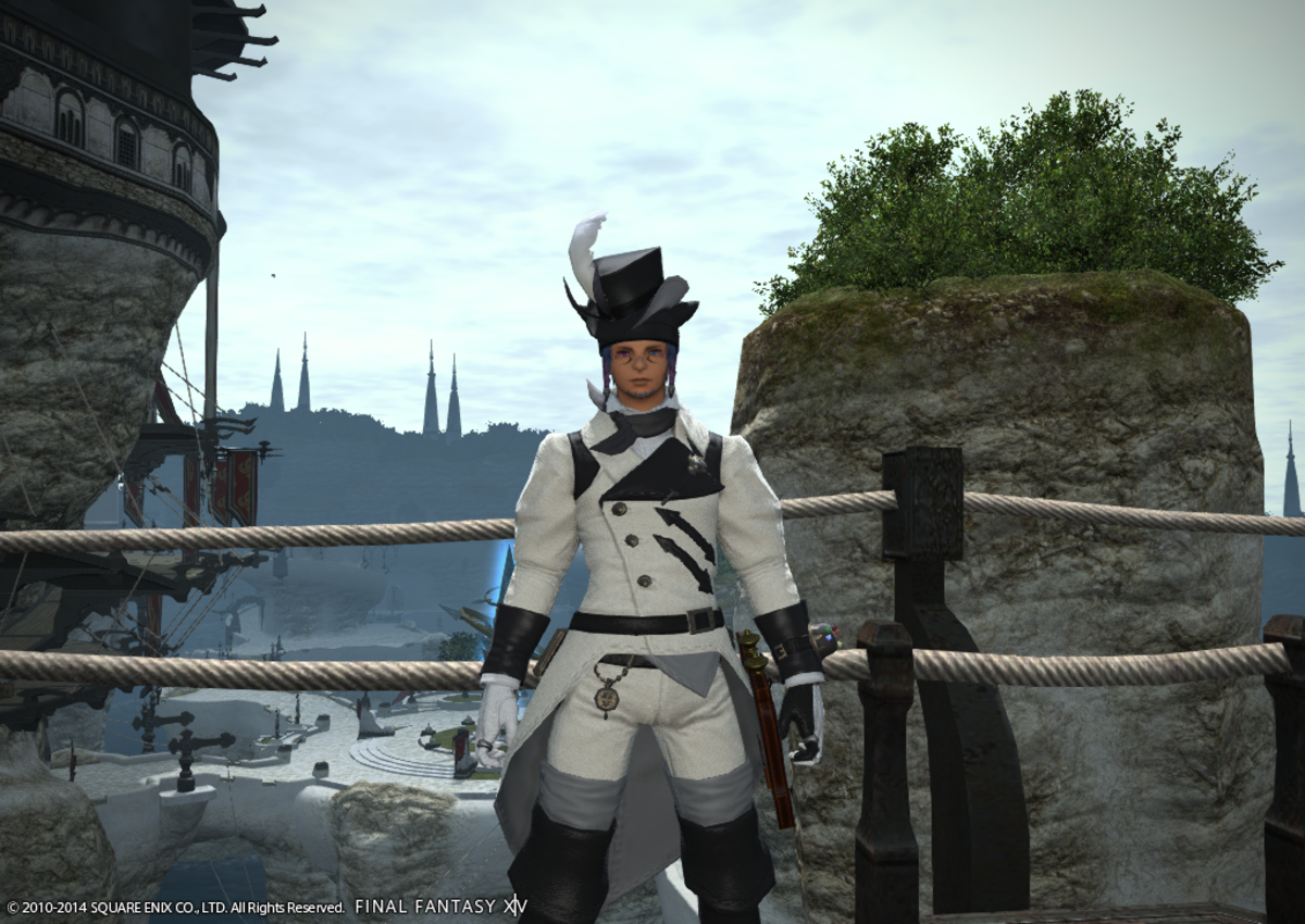 Weaving in FFXIV can get you tons of gil depending on what you create!