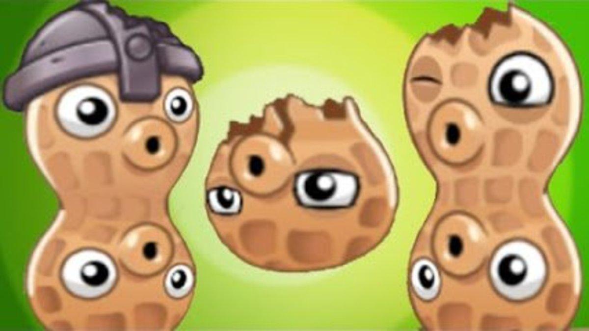 Pea-nut