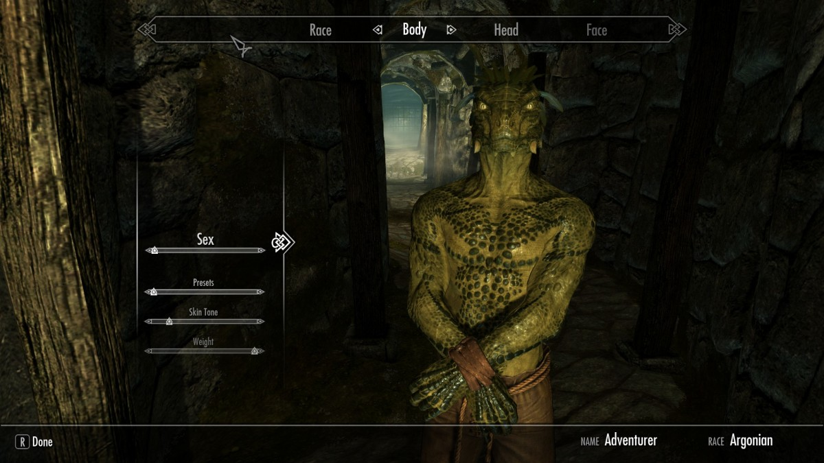 How to Use CBBE or UNP with Mods to Create Player Characters | LevelSkip