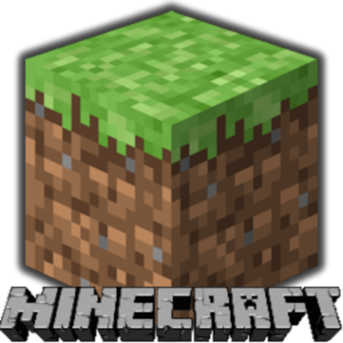 "The ""Minecraft"" logo."