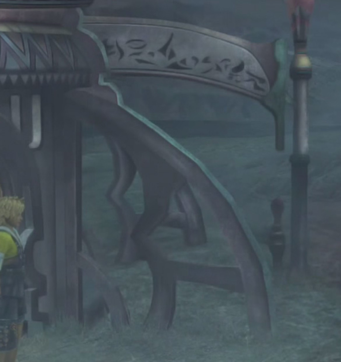 Wait, you mean we could've rented a chocobo to cross the Thunder Plains and avoid fiends?!
