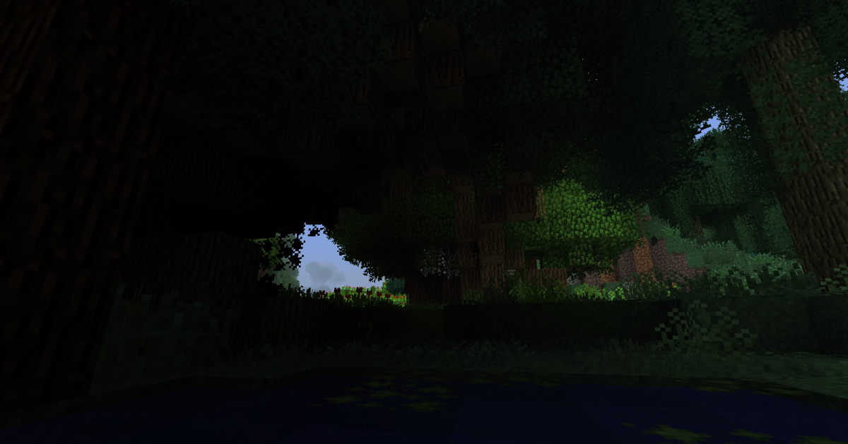 While not everyone will welcome its changes, The BigTrees Mod does an amazing job of improving the world's atmosphere, and is highly suggested for any player who loves to explore the Overworld.