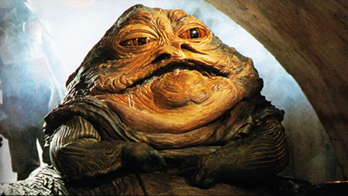 But seriously, we do need Jabba.