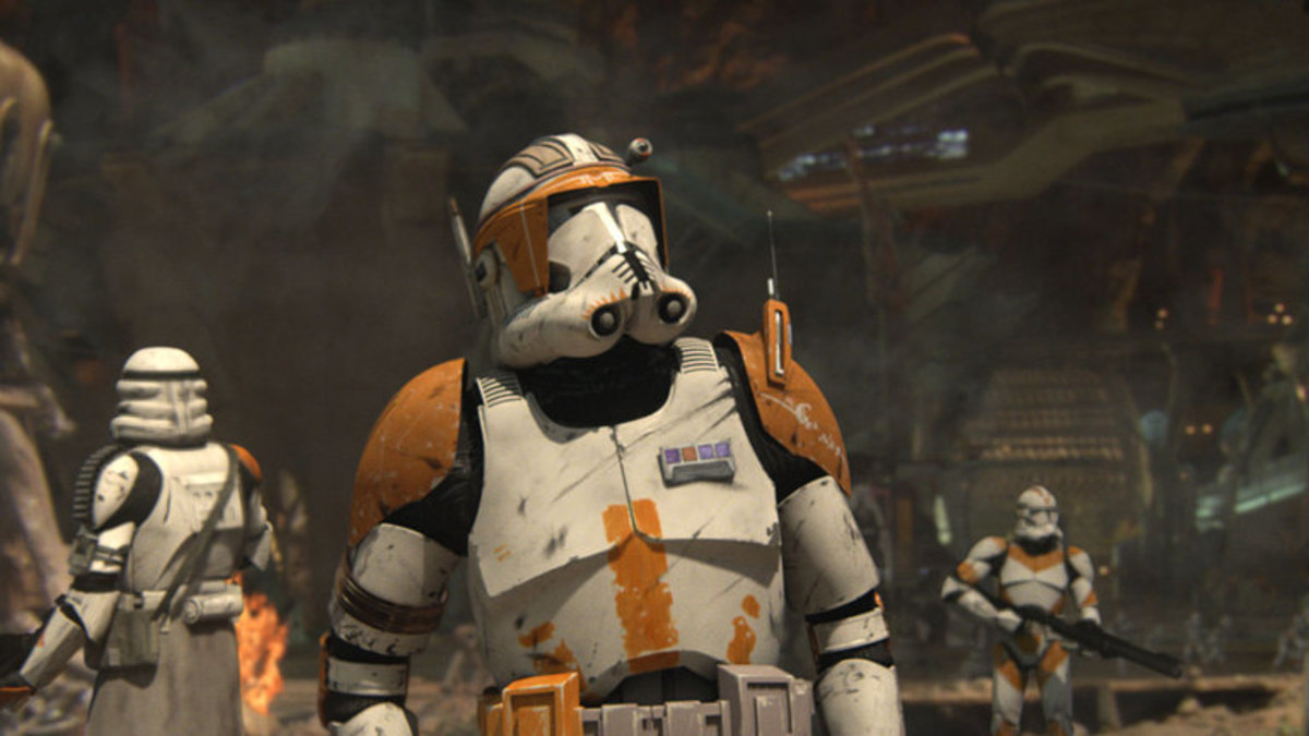 Commander Cody would be a cool Clone option.