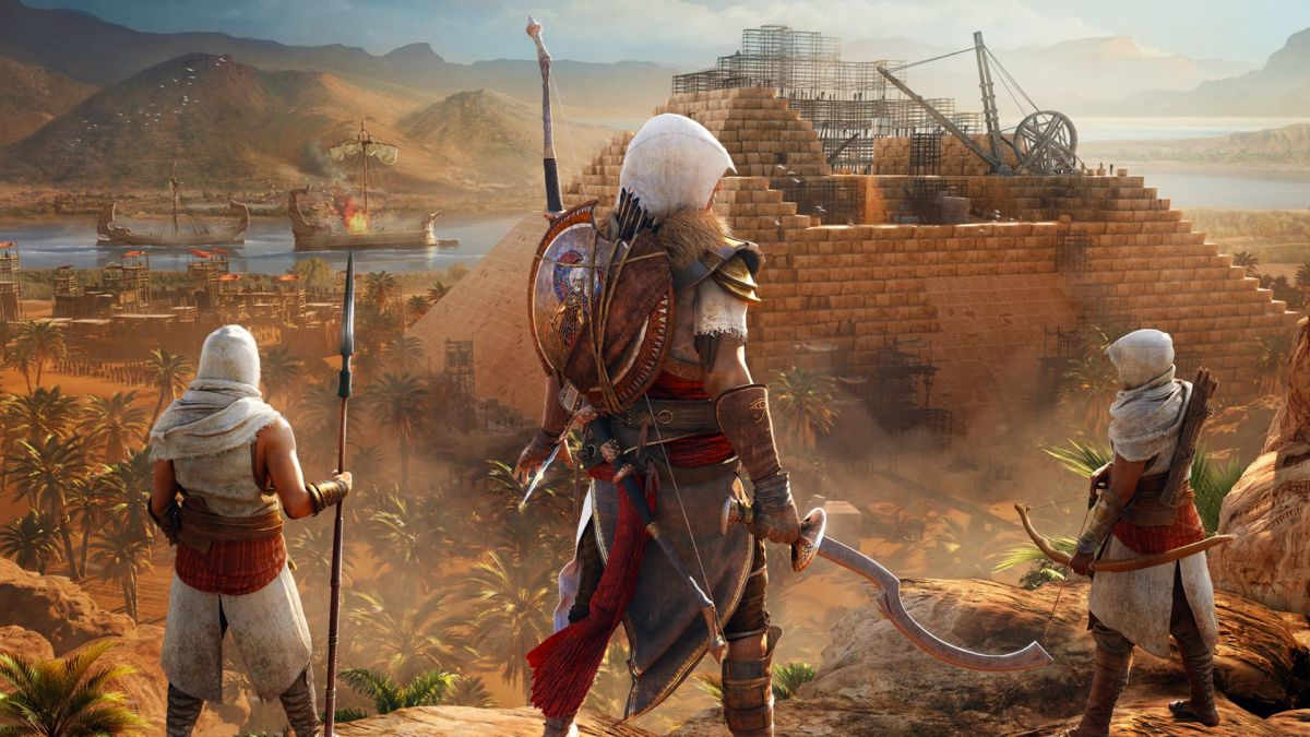 """Assassin's Creed: Origins"" allows the player to make a variety of creative decisions."