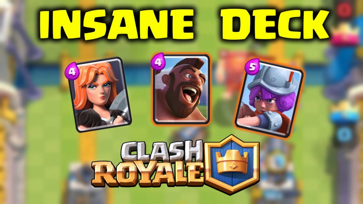 Deadly combo 'Clash Royale' Best Strategies decks and Tricks