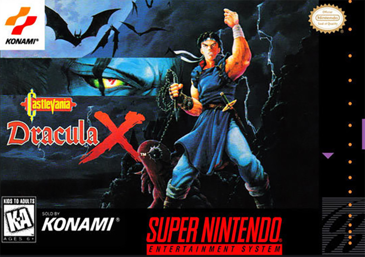 "It would have been better for Konami to create a new game, rather than to remake ""Rondo of Blood"" for the SNES."