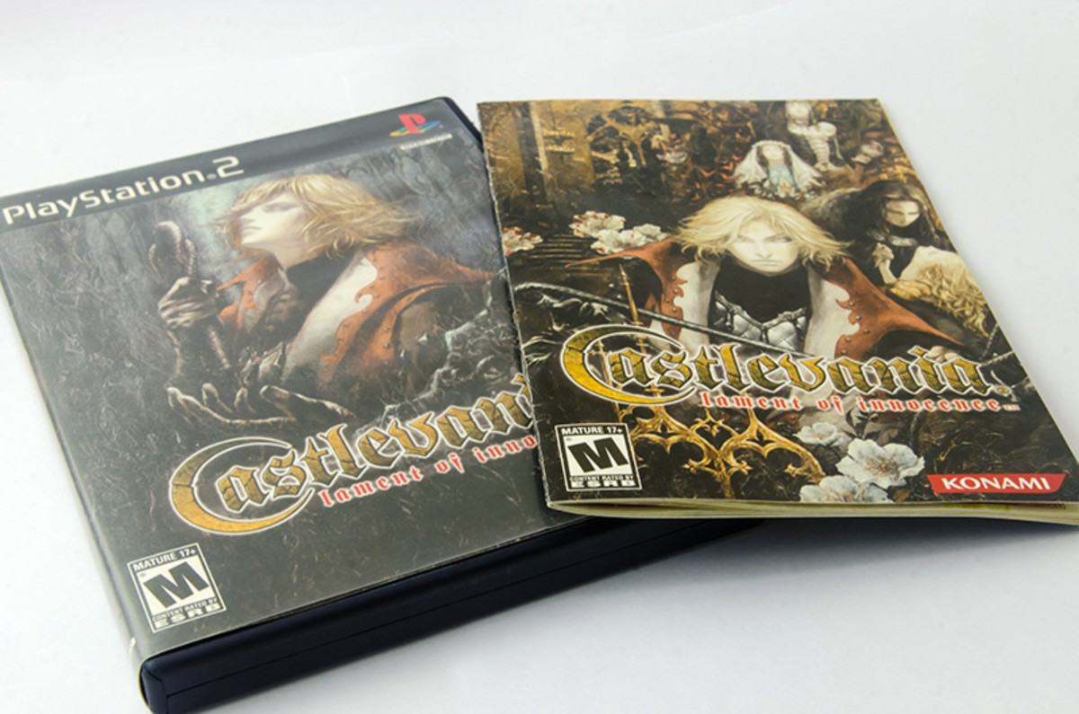 """Lament of Innocence"" was the first ""Castlevania"" game for the PS2. It wasn't a good beginning."