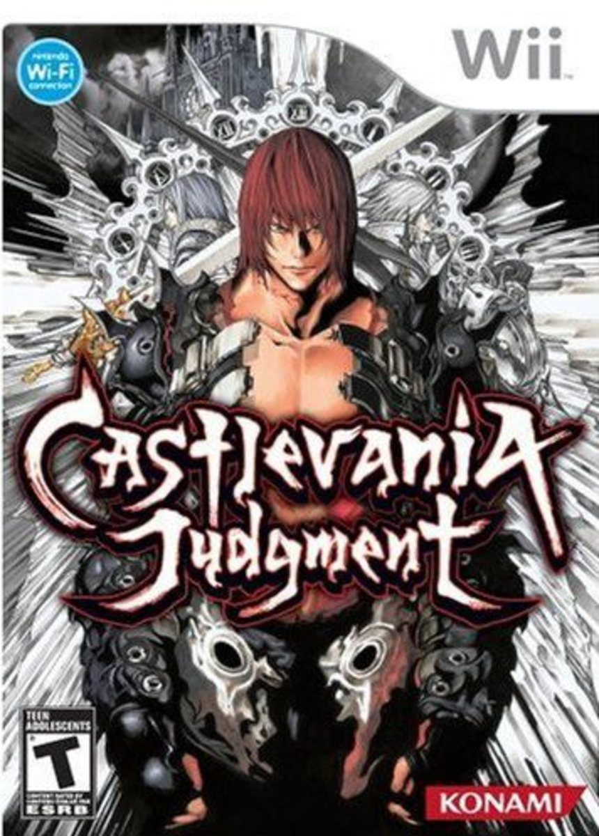 """Castlevania: Judgement"" is usually the name gamers immediately think of, when asked about bad Castlevania games."