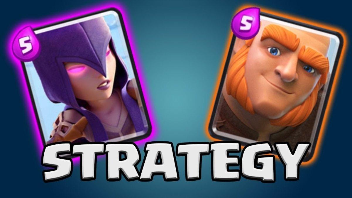 Shield Method 'Clash Royale' Best Strategies decks and Tricks