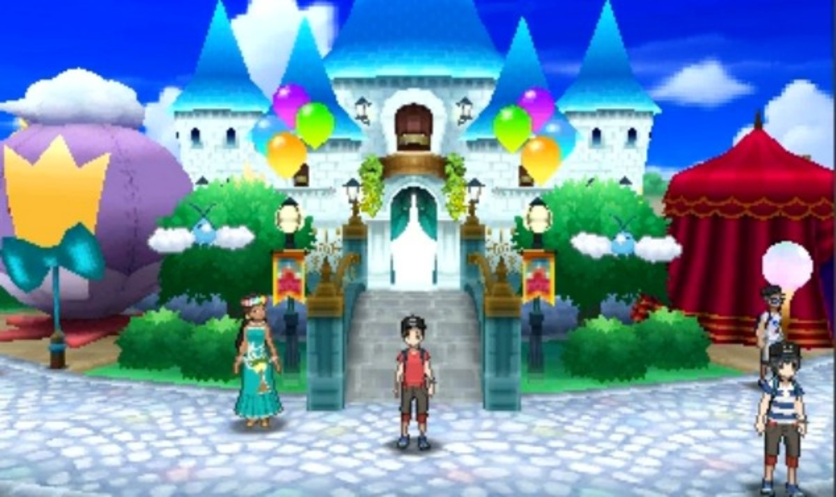 Festival Plaza was a fun addition, but the Online features should have been able to be used without visiting the Plaza every time.