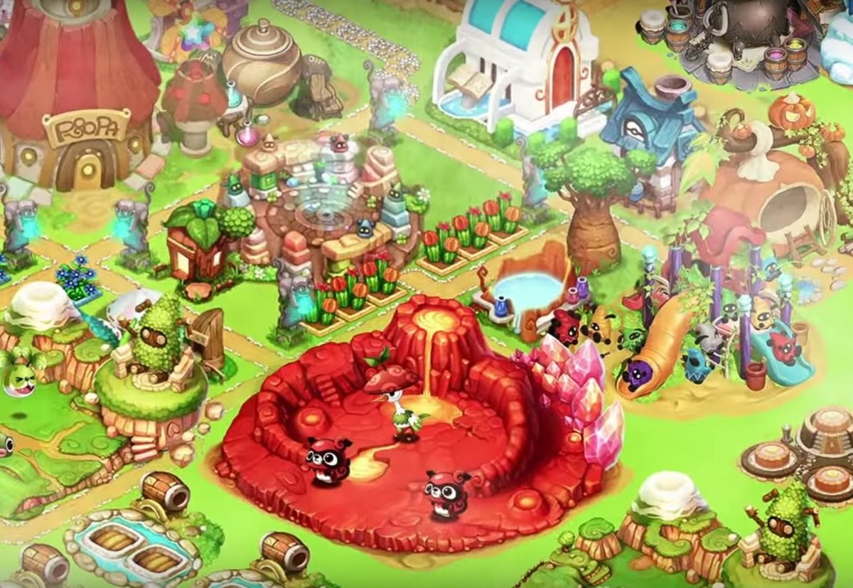 WooparooLand Review - Breed, Collect, Farm