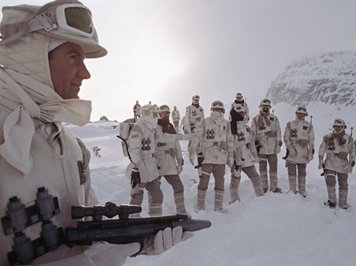 Hoth Rebel Soliders